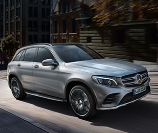 Oferta Mercedes GLC SUV 220 d 4M con Mercedes-Benz Alternative