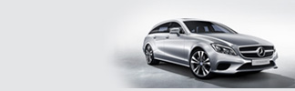 Manual Interactivo Mercedes CLS Shooting Brake